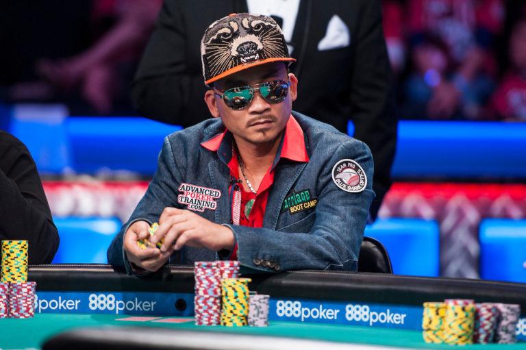 poker face en action